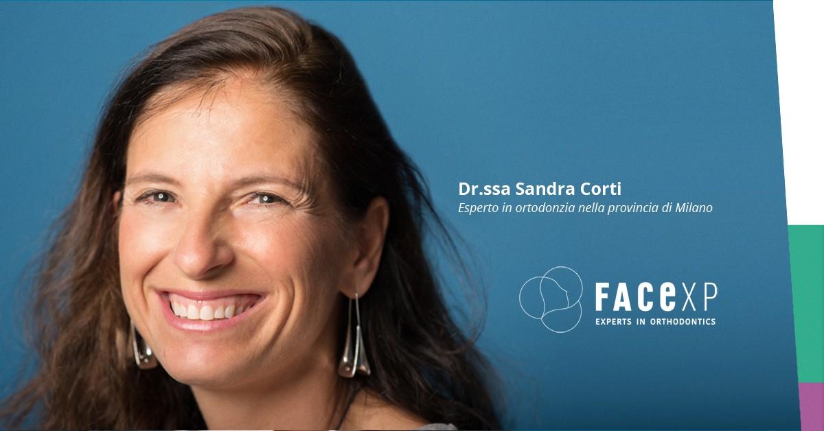 Ortodontista Face Xp - Sandra Corti